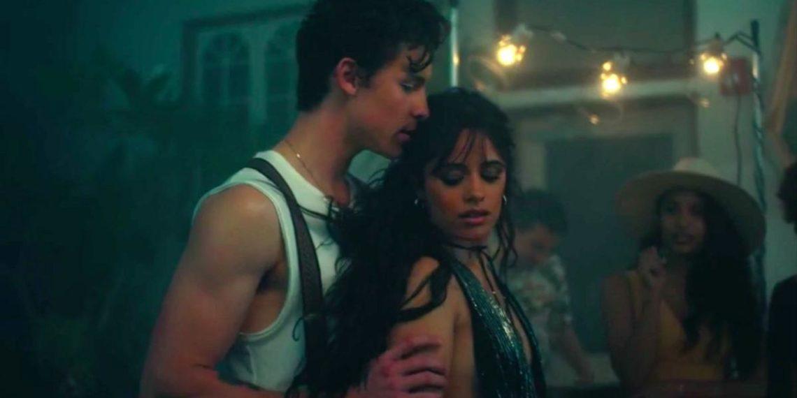 Shawn Mendes e Camila Cabello Senorita il video più amato di Youtube 2019