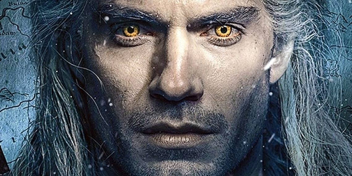 henry cavill the witcher netflix recensione