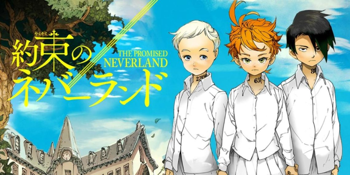 the promised neverland perchè guardarlo