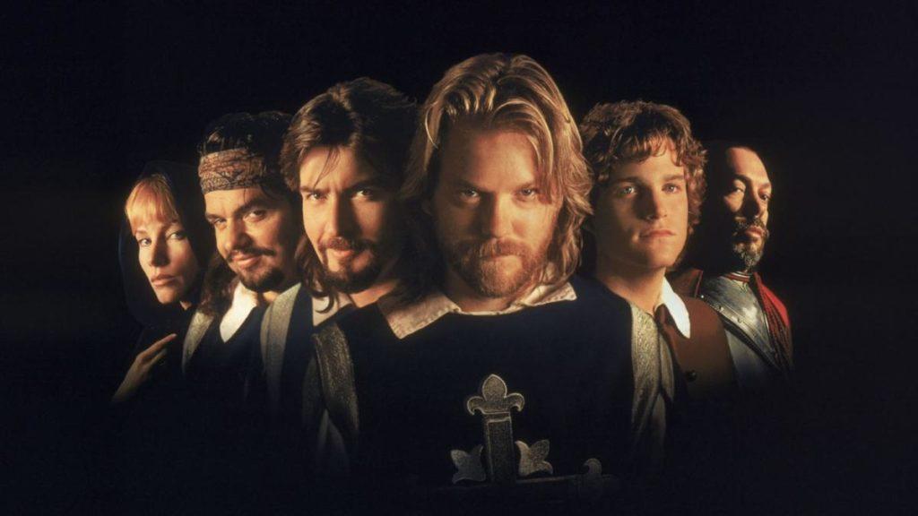 classifica dei migliori film i tre moschettieri