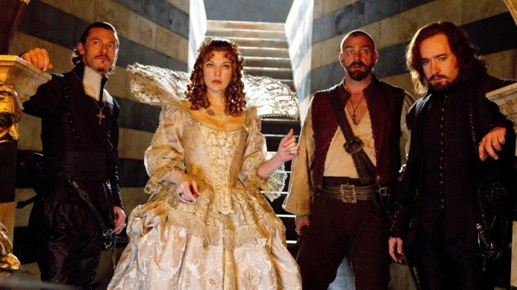 i migliori film i tre moschettieri classifica