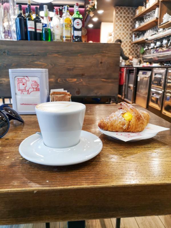 italian bakery milano colazione
