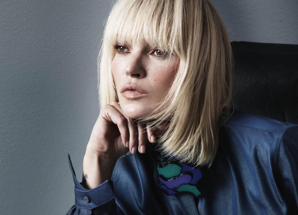 Kate Moss come donna più bella del mondo nel 2020