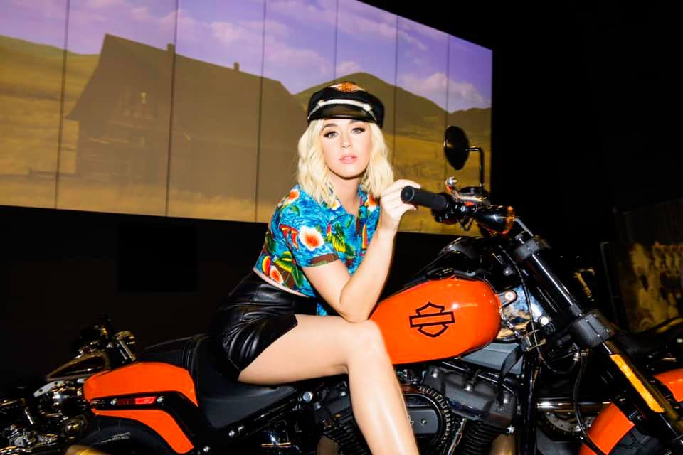 Katy Perry come donna più bella del mondo nel 2020