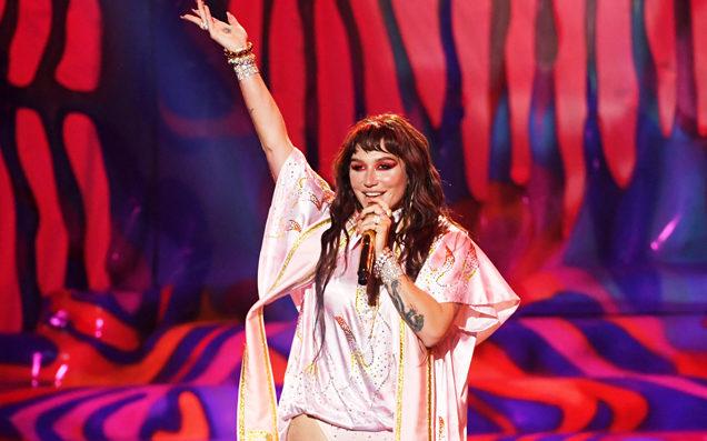 Kesha rilascia il singolo Tonight