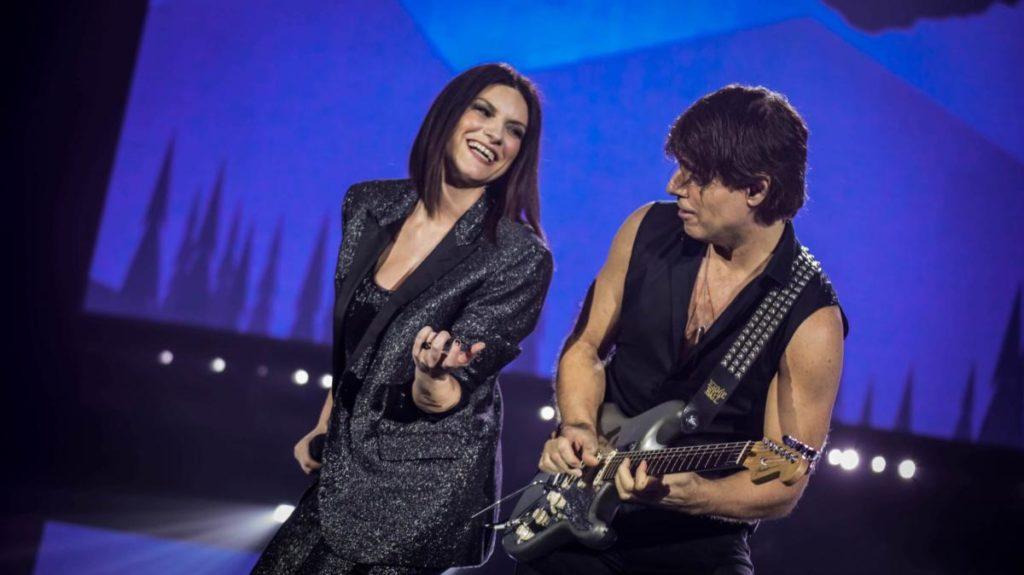 Laura Pausini annuncia il concerto BeMe