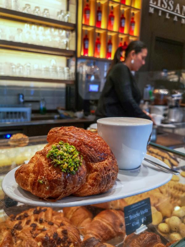 Lissana Milano colazione