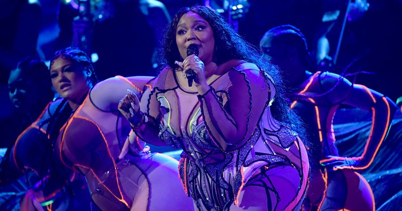 Lizzo ai Grammy 2020