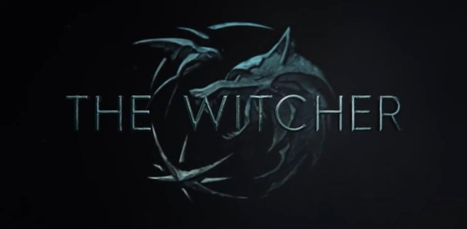 logo the witcher netflix recensione
