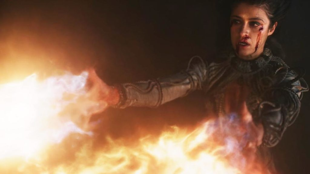 yennefer magia the witcher netflix