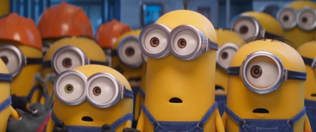 minions 2 trailer sequel
