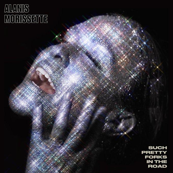Copertina album di Alanis Morissette Such Pretty Folks In The Road