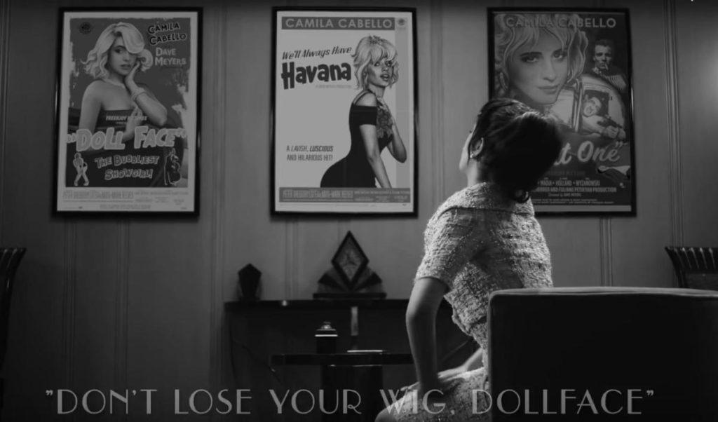 Camila Cabello nel video di My Oh My