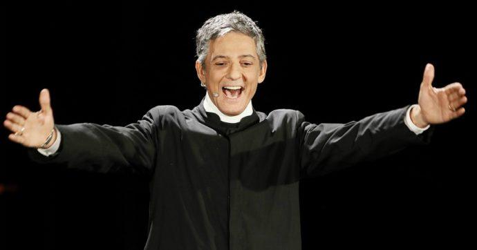 Fiorello apre la prima puntata del Festival di Sanremo