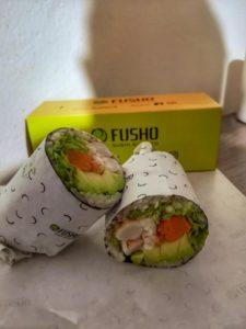 Fusho - Sushi Burrito