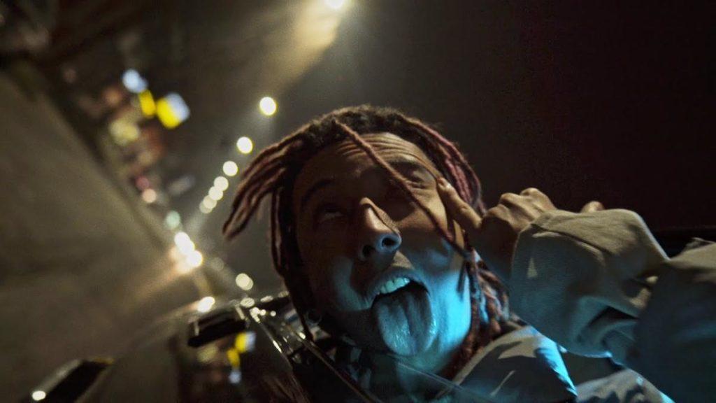 Ghali nel video di Boogieman, la collaborazione con Salmo