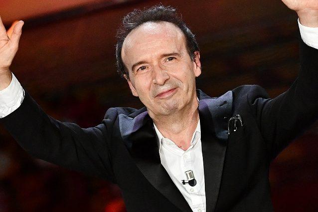 Roberto Benigni torna a Sanremo 2020