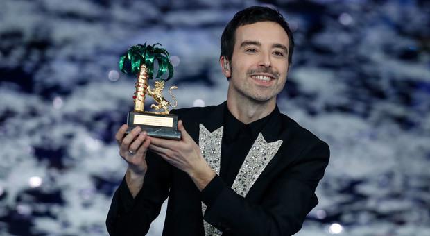 Diodato vincitore Sanremo 2020