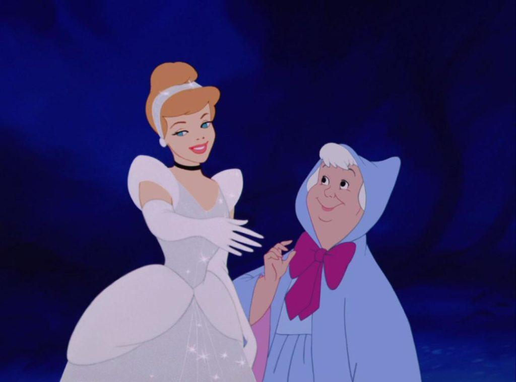 Cenerentola e la fata