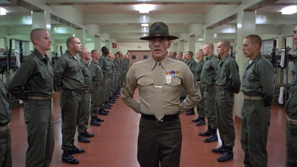 full metal jacket stanley kubrick classifica migliori film