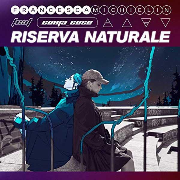 Copertina Riserva Naturale Francesca Michielin