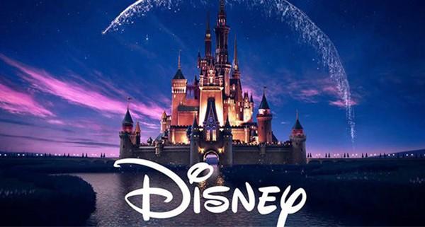 Il castello della Walt Disney presente all'inizio di ogni cartone