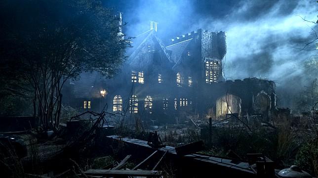 Hill House serie casa