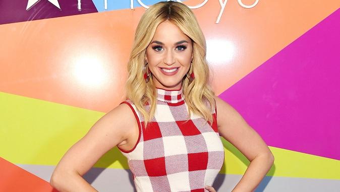 Katy Perry Dettagli Nuovo Album