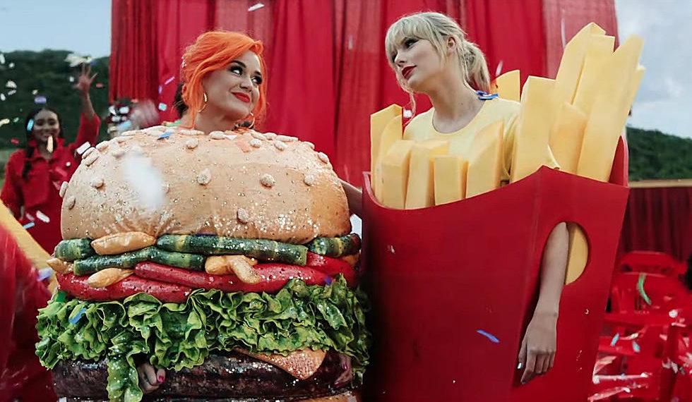 Katy Perry E Taylor Swift Amicizia