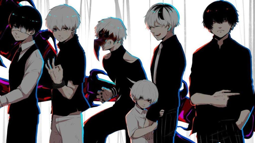 Tokyo ghoul trama analisi anime e manga