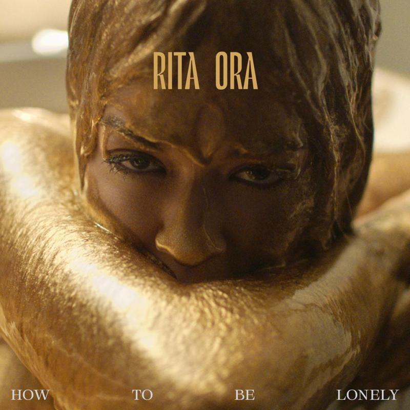 Rita Ora How To Be Lonely Cover