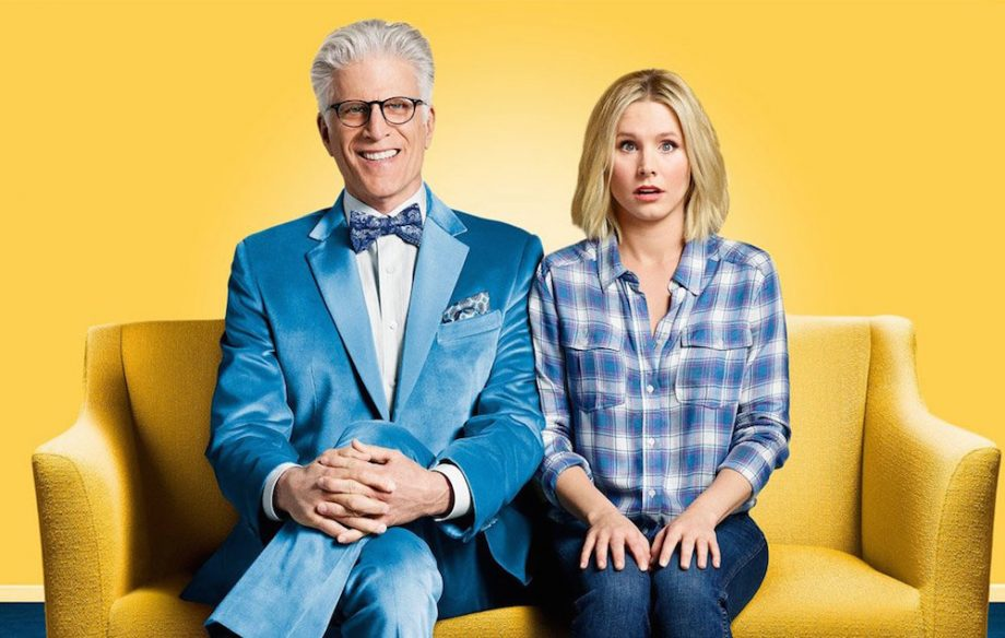 The Good Place protagonisti