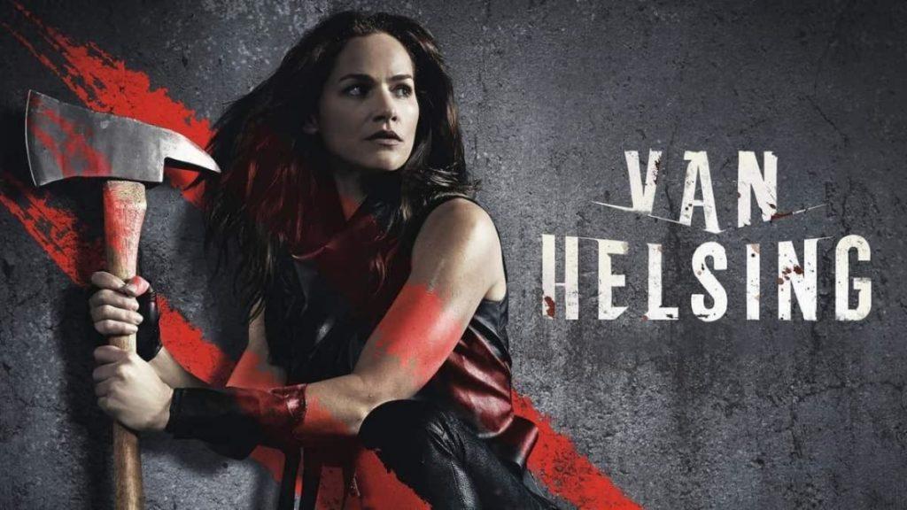 Van Helsing serie protagonista