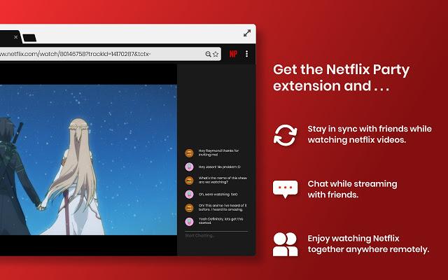 vedere Netflix da remoto