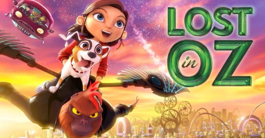 serie tv per bambini - Perduti a Oz