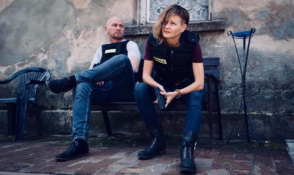 Malgorzata Kozuchowska e Igor Kujawski in I Flagelli di Breslavia