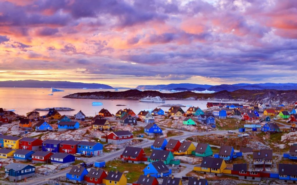 Nuuk - Groenlandia
