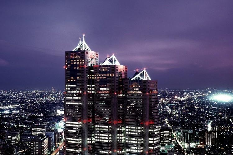 Tokyo, Giappone - Park Hyatt