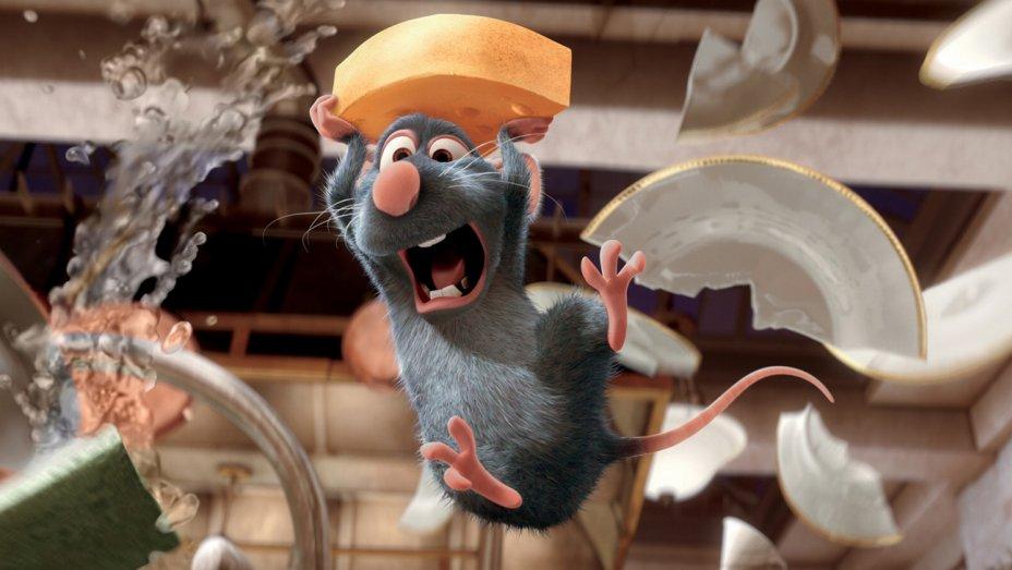 Remy, il topo aspirante chef