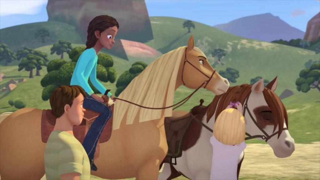 Spirit: Avventure in Libertà - serie tv per bambini