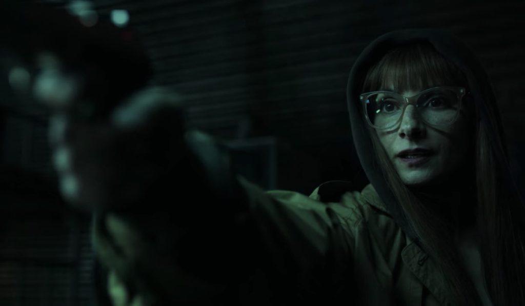 Alicia Sierra scopre il nascondiglio del professore