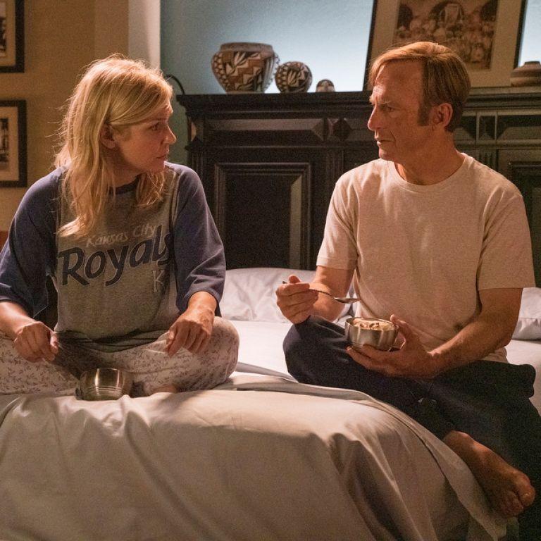 Kim e Saul nella 5° stagione di Better Call Saul