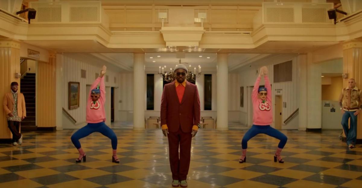 Black Eyed Peas Mamacita ft. Ozuna