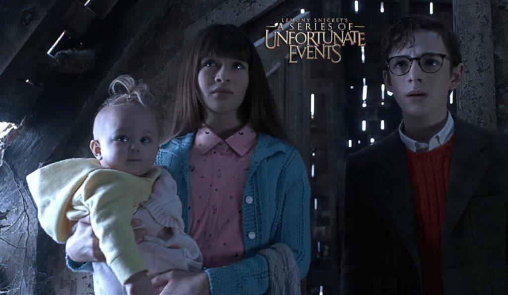 serie tv per bambini - Lemony Snicket: Una Serie di Sfortunati Eventi