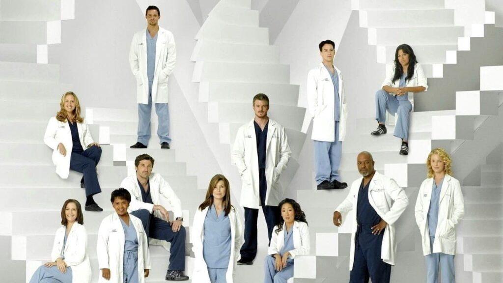 grey's anatomy serie tv disney plus da non perdere