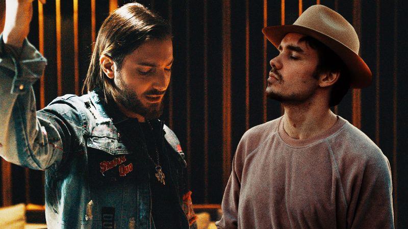 Liam Payne e Alesso Midnight