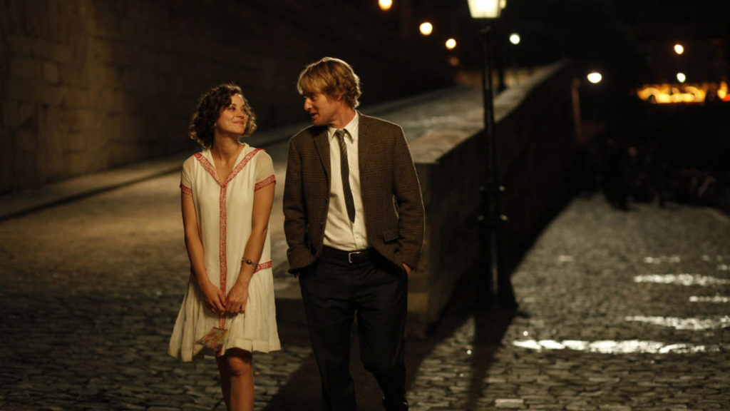 midnight in paris migliori film netflix