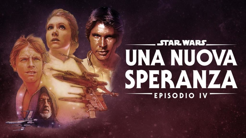 star wars una nuova speranza