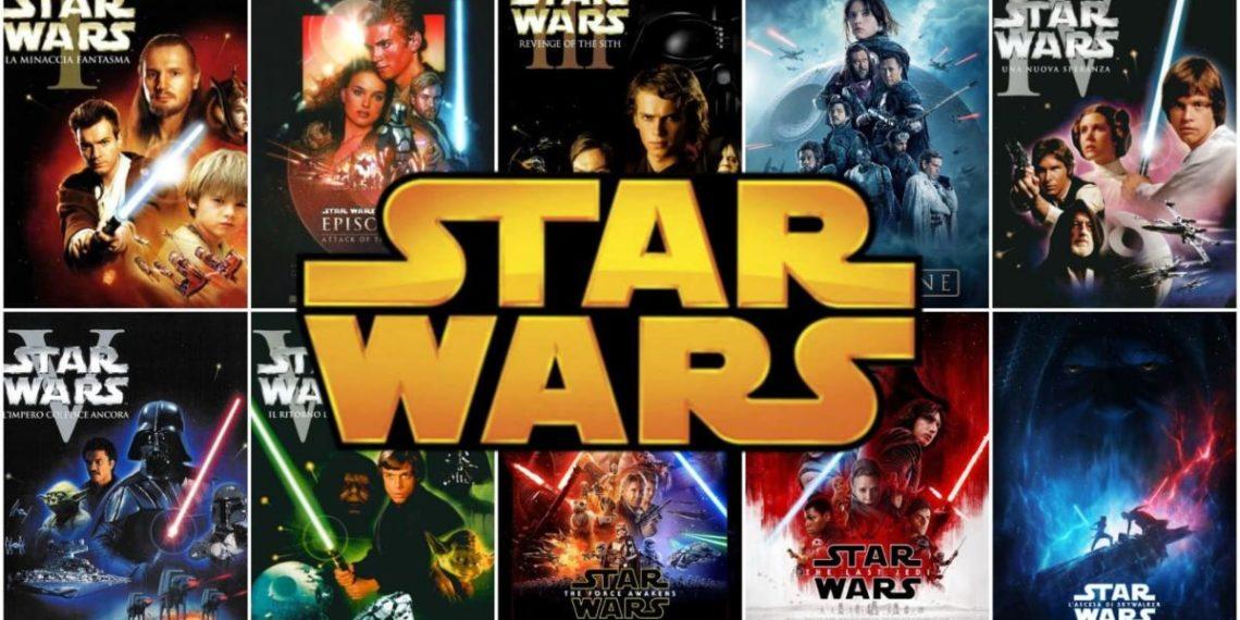 star wars in che ordine guardare i film e i contenuti