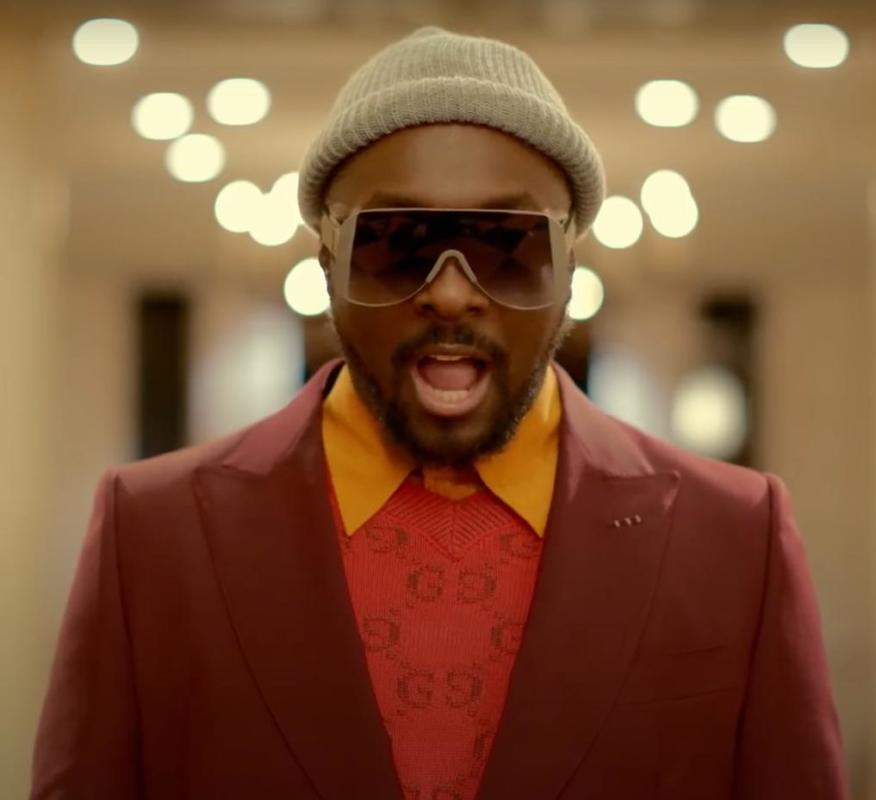will.i.am nel video di Mamacita